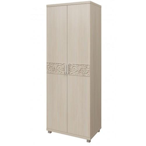 11 «Ирис» Шкаф для одежды 2-х дверный (Дуб Бодега)