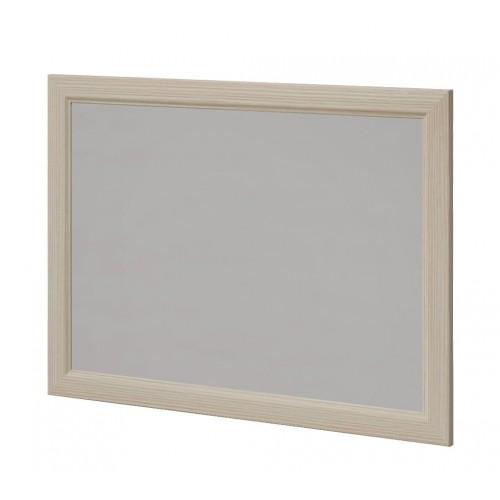 17 «Ирис» Зеркало настенное в рамке (Дуб Бодега)