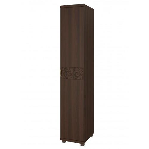 24 «Ирис» Шкаф-пенал для белья (Дуб Тортона)