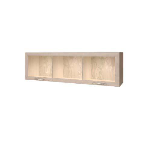 26 «Ирис» Шкаф настенный (Дуб Бодега)