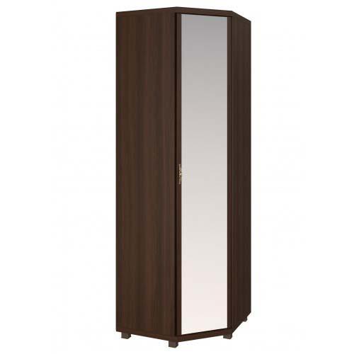 27 «Ирис» Шкаф угловой с зеркалом (Дуб Тортона)