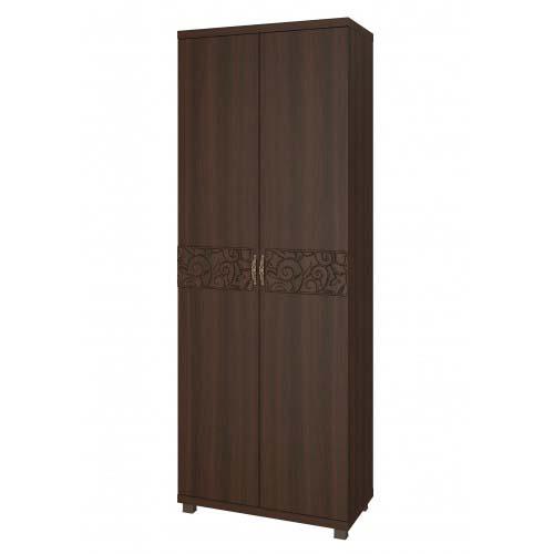 28 «Ирис» Шкаф для одежды 2-х дверный (Дуб Тортона)