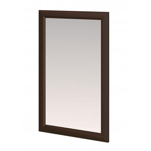 17 «Ирис» Зеркало настенное в рамке (Дуб Тортона)