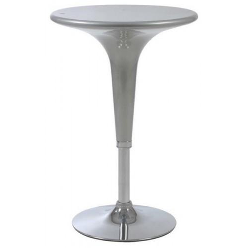 Барный стол СН-1019 Dolce серебро