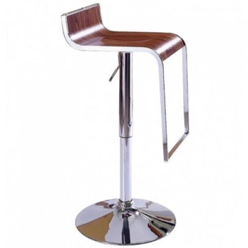 Барный стул пластиковый Crack