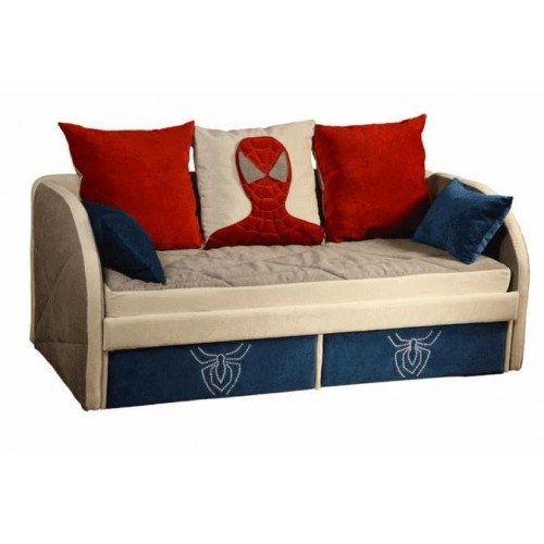 Детский диван - кровать Spider-man