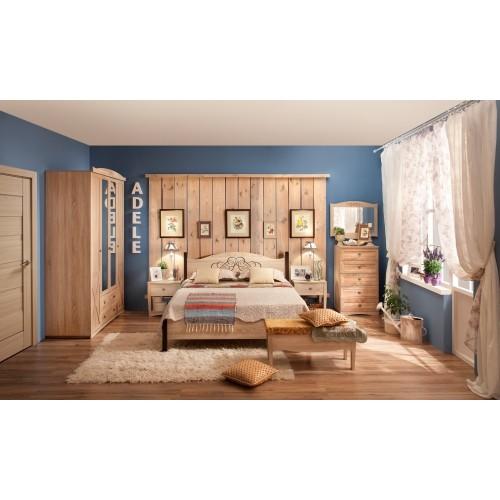 Спальня ADELE. Компоновка 1