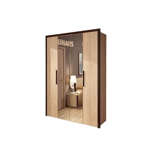 Bauhaus 9 Шкаф для одежды и белья, без Паспарту