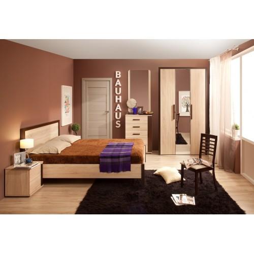 Спальня (Баухаус) BAUHAUS. Компоновка 1