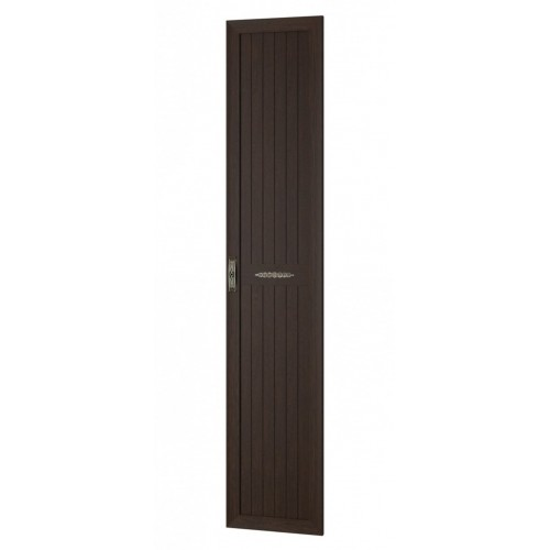 Дверь Д1 к шкафу для платья и белья Соната ИД 01.119 (Венге)