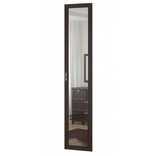 Дверь Д3 к шкафу для платья и белья Соната ИД 01.119 (Венге)