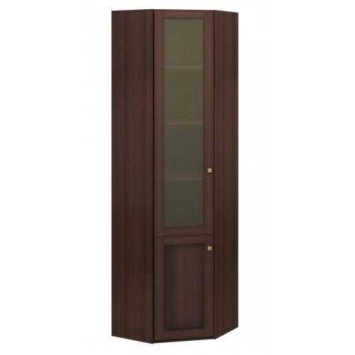 23 «Скандинавия» Шкаф для книг угловой