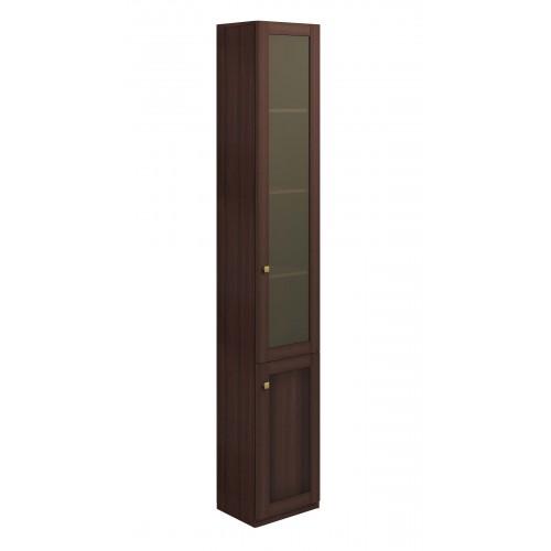 25 «Скандинавия» Шкаф скошенный правый