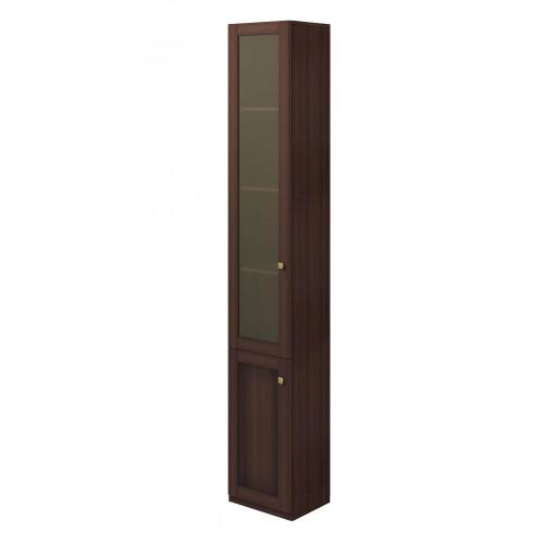 24 «Скандинавия» Шкаф скошенный левый