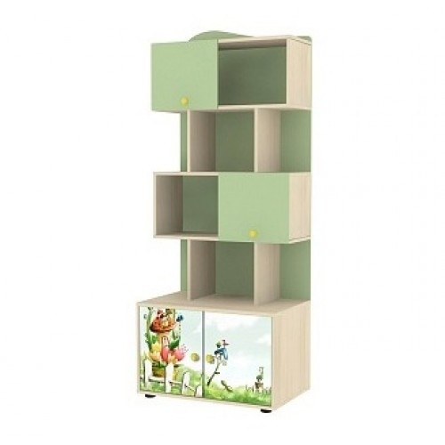 «Браво» 07 Шкаф-стеллаж для книг
