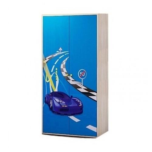 «Браво» № 02 Шкаф для одежды двухдверный