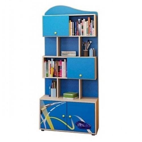 «Браво» № 07 Шкаф-стеллаж для книг