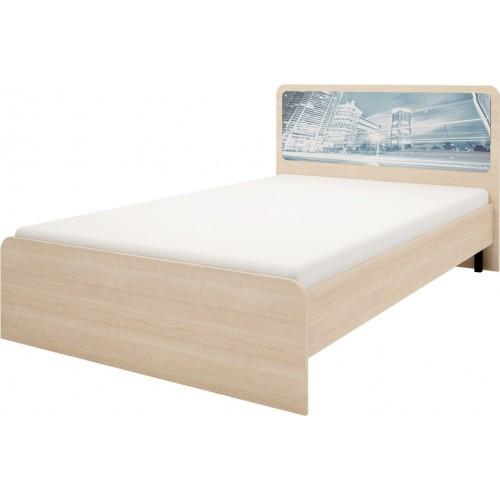 12 Кровать 120*200 см, без ортопеда, без матраса «Манхеттен»