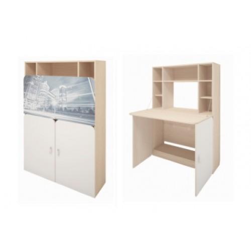 15 Шкаф-стол «Манхеттен»