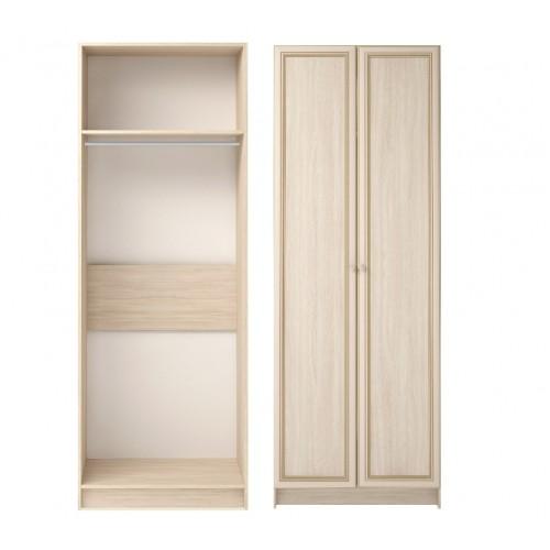 01 Брайтон Шкаф для одежды 2-х дверный
