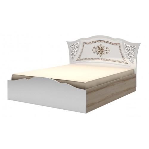 8 Кровать двойная 180*200 с латами «Династия»