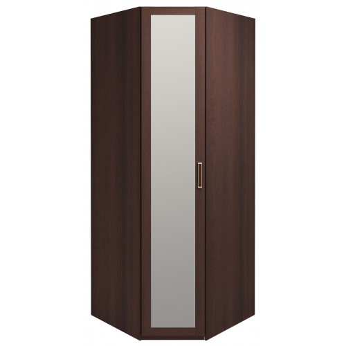 5 «Скандинавия» Шкаф угловой (с зеркалом)