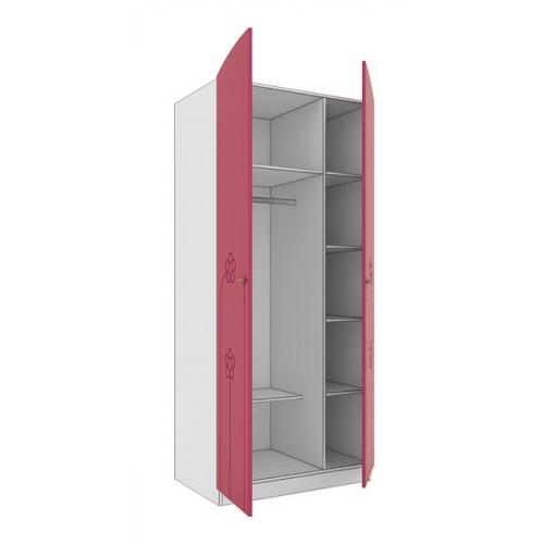 «Ральф-7» №02 Шкаф 2-дверный