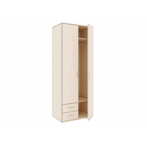«Встреча-3» №12 Шкаф 2-х дверный и 2 ящика