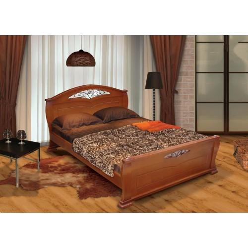 Деревянная кровать Эврос - 2