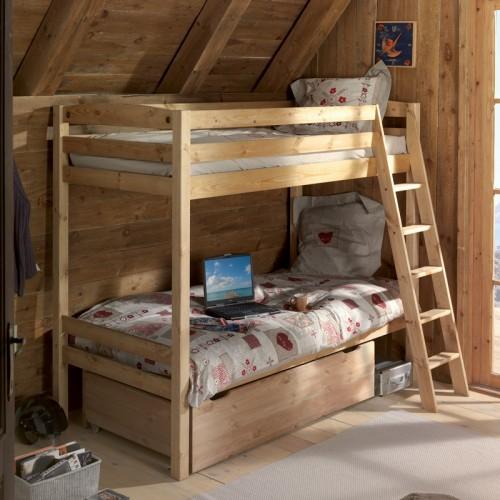 Двухъярусная кровать Кадет - 3