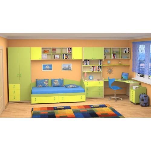 Детская комната Белоснежка - 7