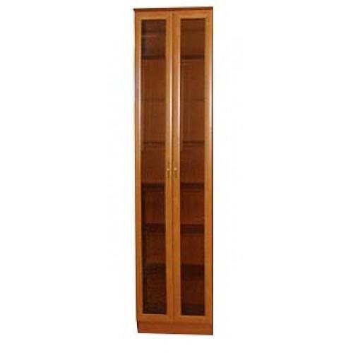 Двухдверный книжный шкаф Винтаж 2У 600 мм
