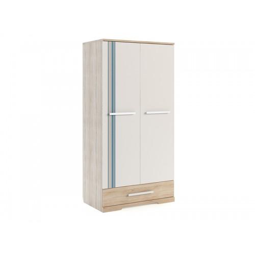 «Лион» 14 Шкаф 2-х дверный