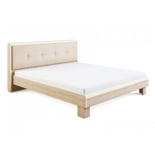 «Оливия» 2.2 Кровать с мягкой спинкой 160*200, без основания, без матраса