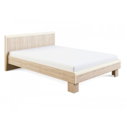 «Оливия» 1.2 Кровать МДФ 160*200, без основания, без матраса