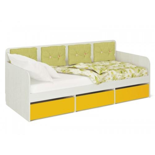 «Умка» Модуль 2 Кровать большая 80*200 см, без матраса