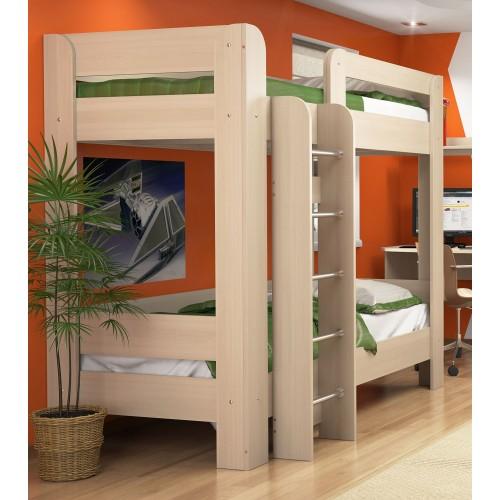 Вегас Модуль В23 Кровать 2-х ярусная с основанием 90*200 см