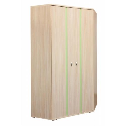 Вегас Модуль В7 Шкаф для одежды (боковые стороны одинаковые 435 мм)