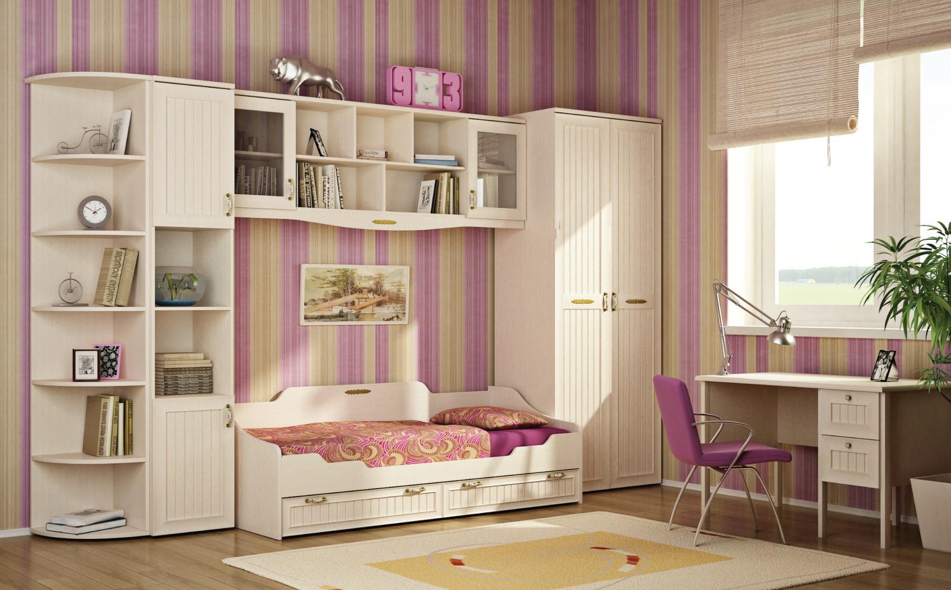 вторичного мебель для детской комнаты белая для девочки программы, реализуемые