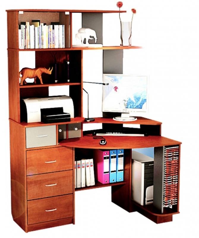 Компьютерный стол ср-180 - каталог мебели - офисные решения:.