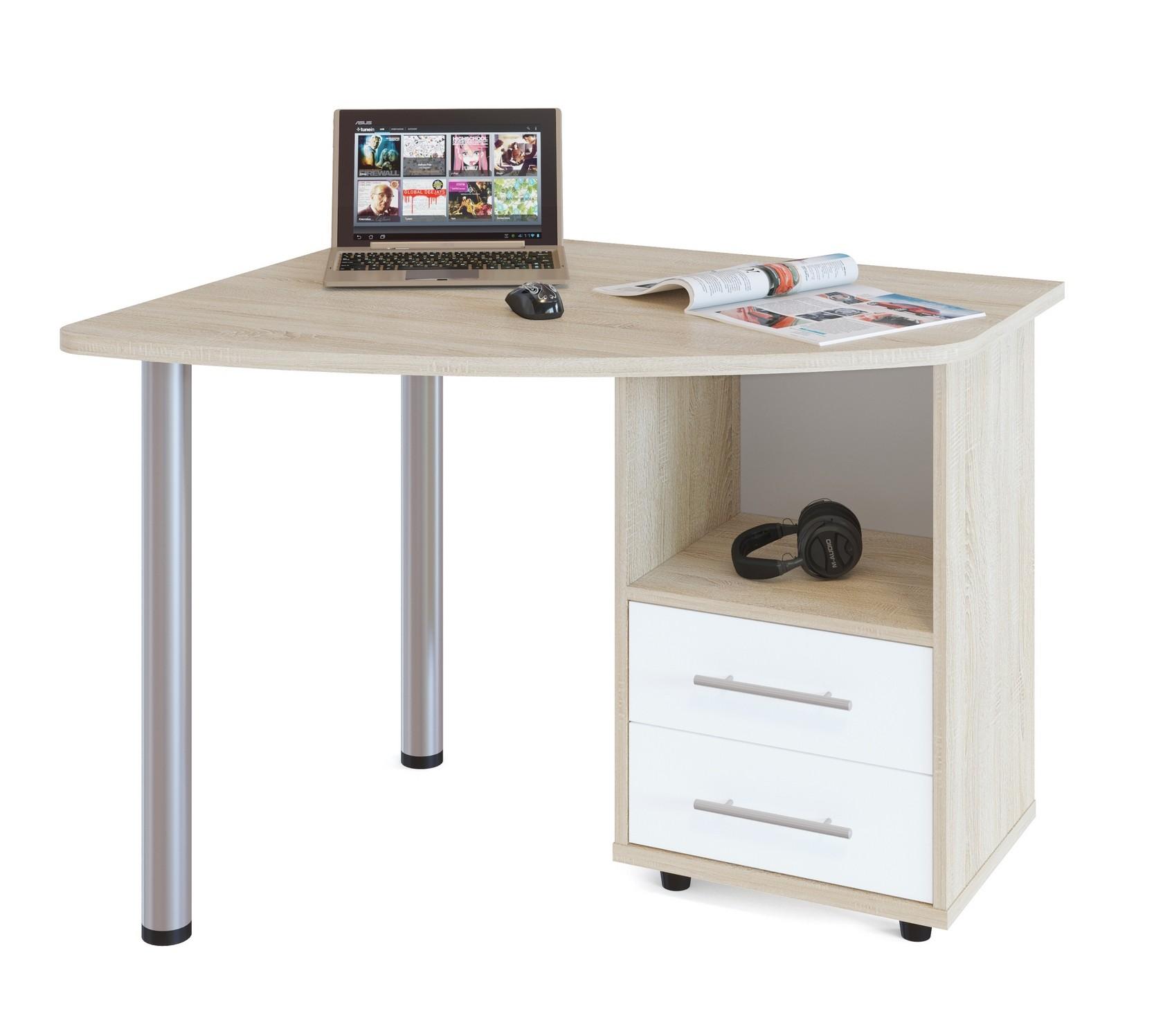 Компьютерные столы форма столешницы угловая- онлайн каталог .