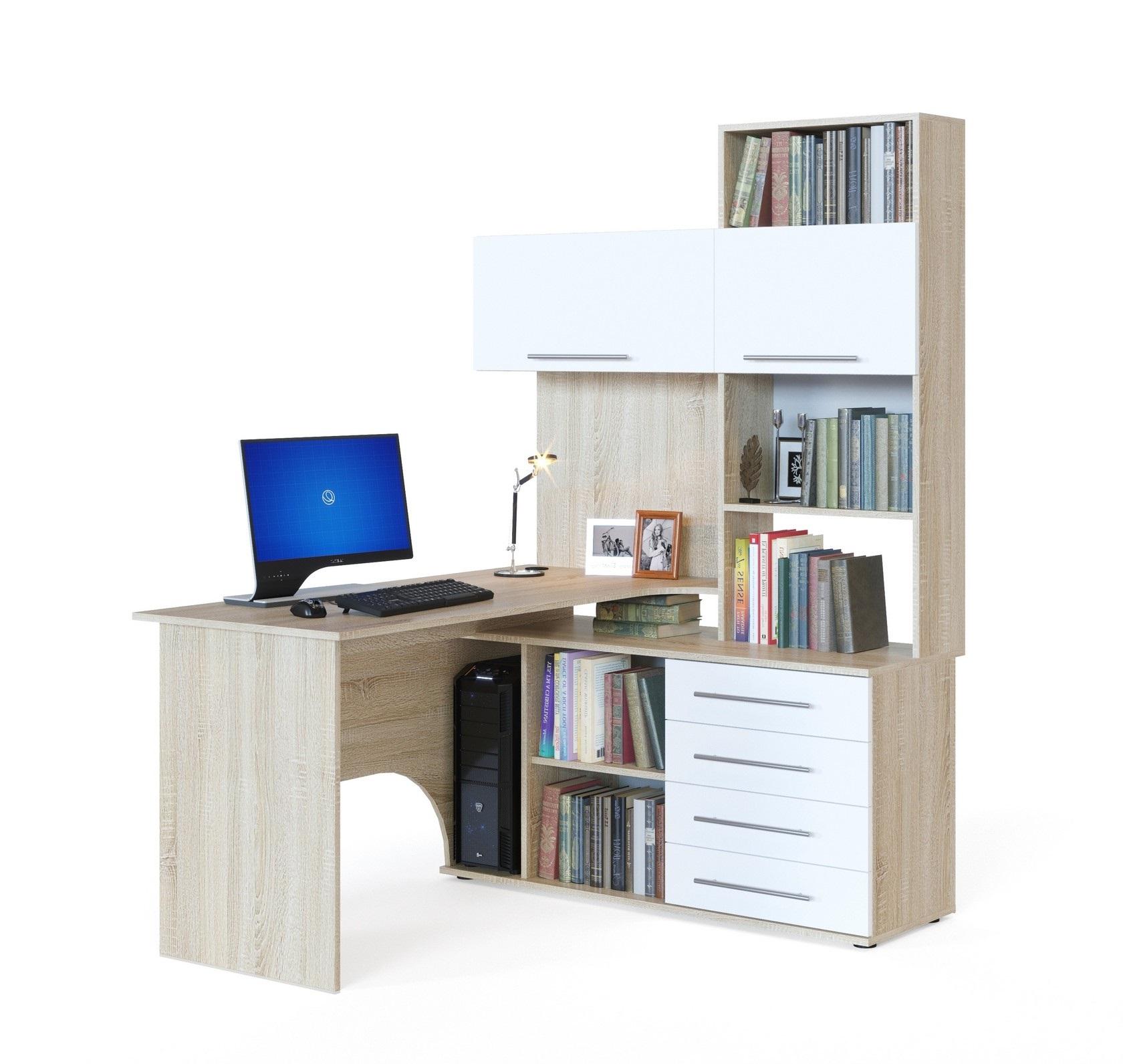 Тумба сокол-мебель кт-102 (левая, венге) (21со6753415) за 18.