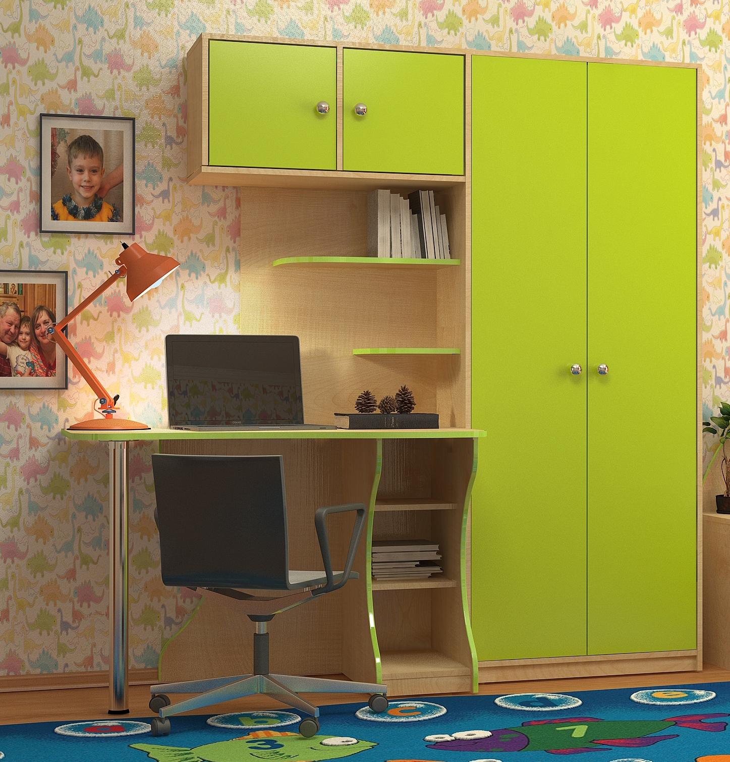 Мебельмания г. волжск витамебель детская мебель стол-шкаф ви.